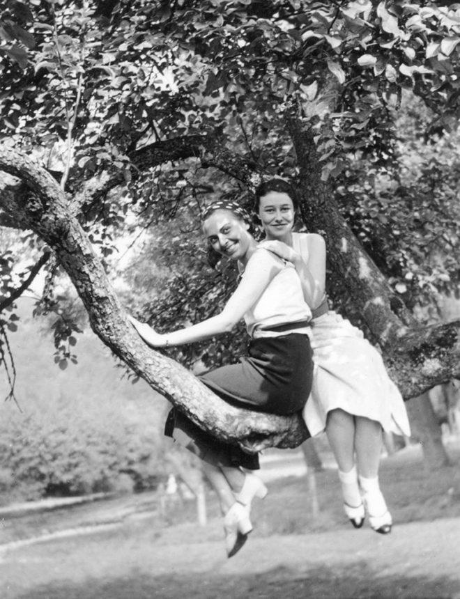 Frauen auf-Bäumen | stadtlandflow